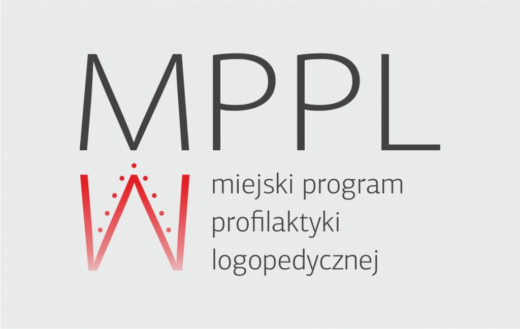 Logo Miejskiego Programu Profilaktyki Logopedycznej