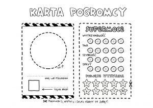 Grafika Karty Pogromcy