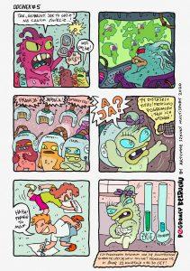 Komiks część piąta