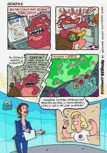 Komiks część szósta